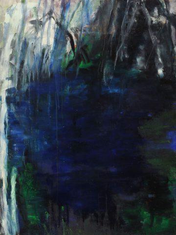 Low Water.oil.30×40