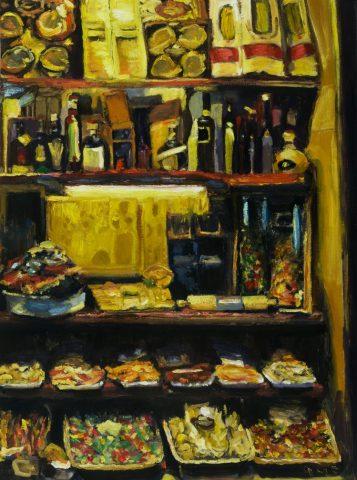 Pasta Window.oil.18×24